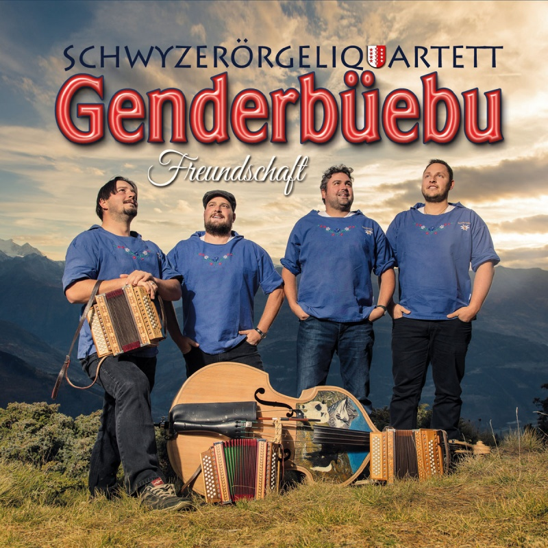 CD Genderbuebu / Freundschaft